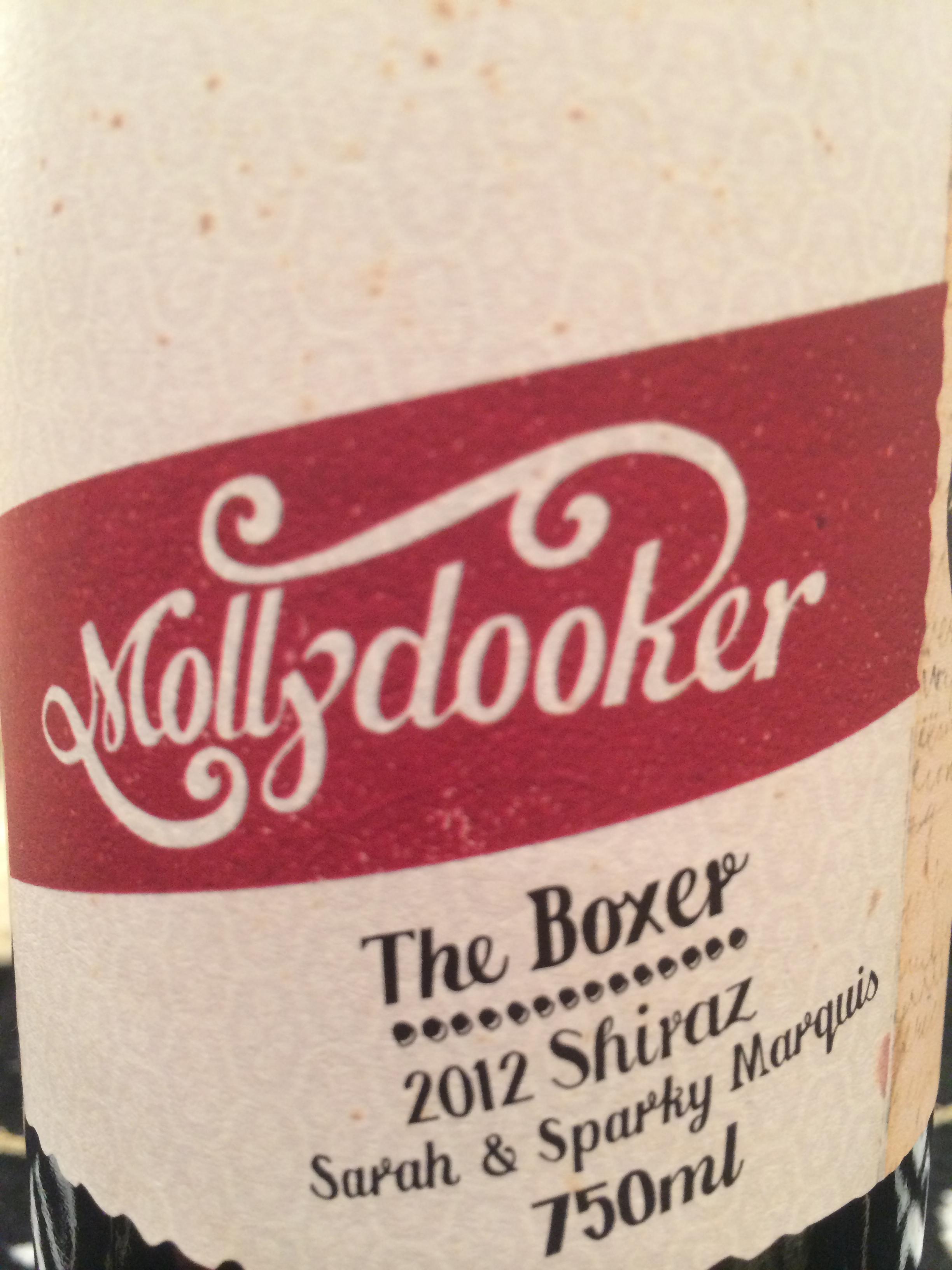 Mollydooker 2012 Boxer