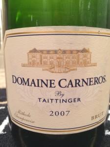 Domaine Carneros 2007