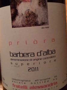 Priora Barbera 2011rev