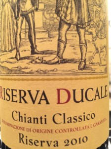 Ruffino 2010 Res Ducale