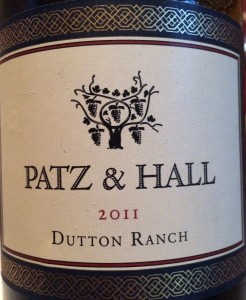 P-Hall 2011 Dutton Ranch Chard