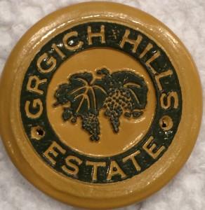 Grgich Hills 2010 Chard Cap