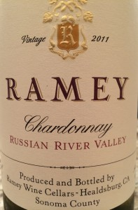 Ramey 2011 Chard Russ River