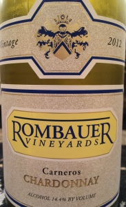 Rombauer 2012 Chard