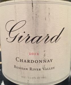 Girard 2012 Chard Russ River