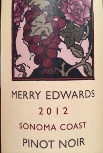 Merry Edwards 2012 Pinot