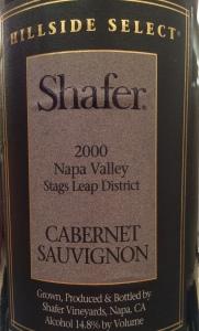 Shafer 2000 Hillside Select