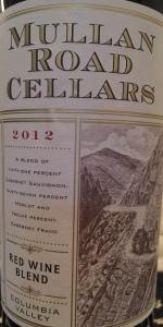 Mullan Cellars 2012