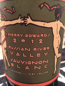 Merry Edwards 2012 Sauv Blanc