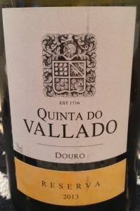 Quinta Do Vallado 2013 Res Branco