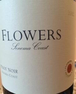 Flowers 2012 Pinot
