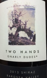Two Hands 2013 Gnarly Dudes