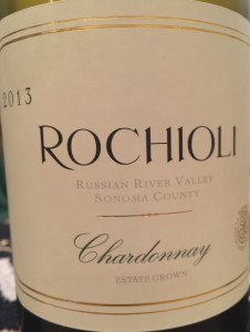 Rochioli 2013 Chard
