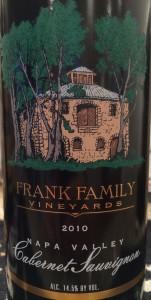 Frank Family 2010 Cab