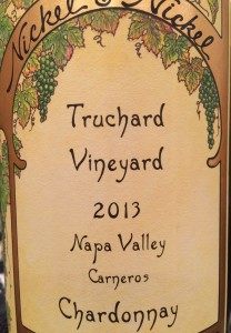Nickle 2013 Chard Truchard