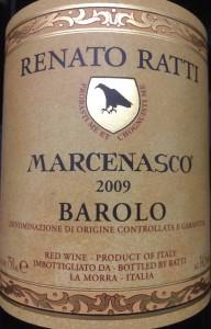 Renato 2009 Barolo