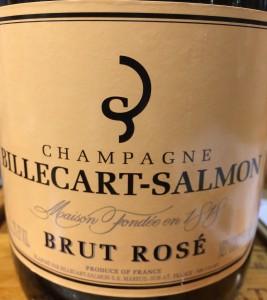 Billecart Brut Rose NV