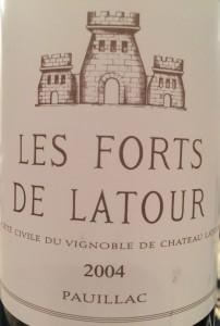 LesForts deLatour 2004
