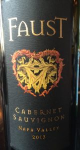 Faust 2013 Cab