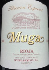 Muga 2010 Selection Especial