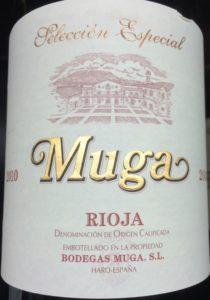 Muga 2010 Selection Especial