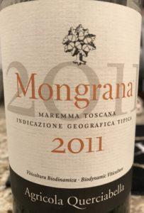 Mongrana 2011